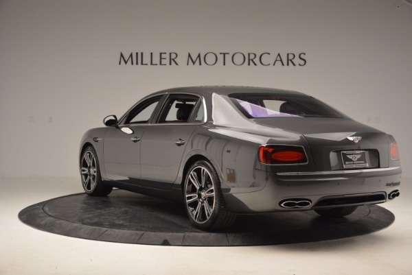 Used 2017 Bentley Flying Spur V8 S for sale Sold at Pagani of Greenwich in Greenwich CT 06830 5