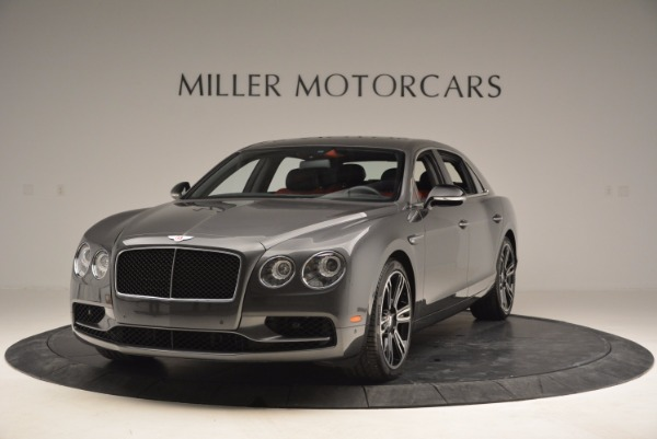 Used 2017 Bentley Flying Spur V8 S for sale Sold at Pagani of Greenwich in Greenwich CT 06830 1