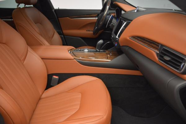 New 2017 Maserati Levante for sale Sold at Pagani of Greenwich in Greenwich CT 06830 15