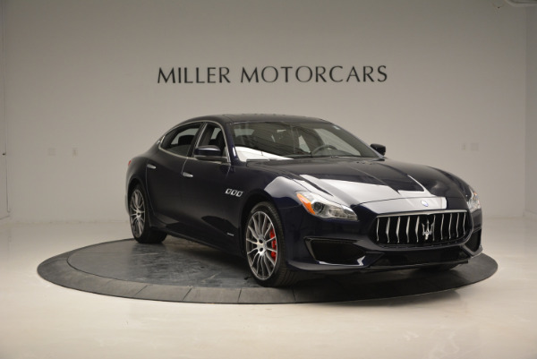 New 2017 Maserati Quattroporte S Q4 GranSport for sale Sold at Pagani of Greenwich in Greenwich CT 06830 11