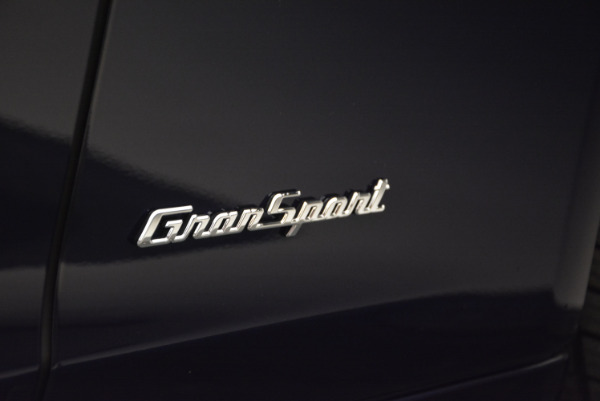 New 2017 Maserati Quattroporte S Q4 GranSport for sale Sold at Pagani of Greenwich in Greenwich CT 06830 13