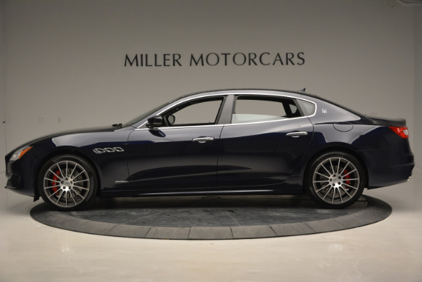 New 2017 Maserati Quattroporte S Q4 GranSport for sale Sold at Pagani of Greenwich in Greenwich CT 06830 3
