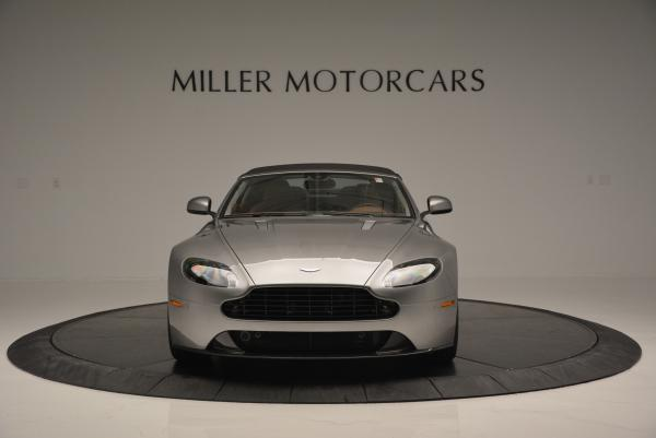 New 2016 Aston Martin V8 Vantage S for sale Sold at Pagani of Greenwich in Greenwich CT 06830 12