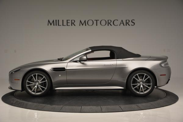 New 2016 Aston Martin V8 Vantage S for sale Sold at Pagani of Greenwich in Greenwich CT 06830 15