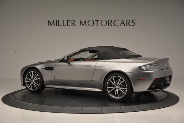 New 2016 Aston Martin V8 Vantage S for sale Sold at Pagani of Greenwich in Greenwich CT 06830 16
