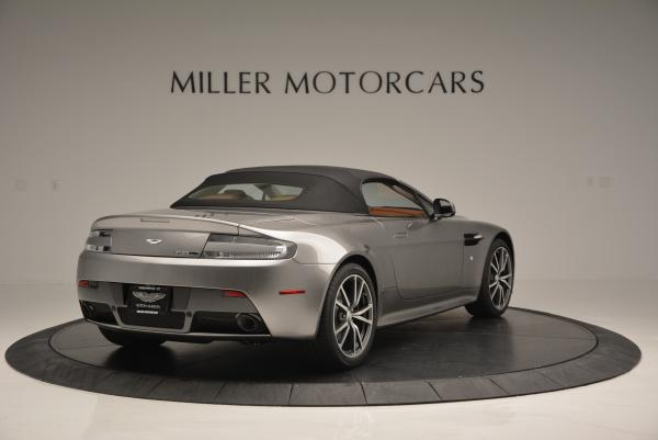 New 2016 Aston Martin V8 Vantage S for sale Sold at Pagani of Greenwich in Greenwich CT 06830 19