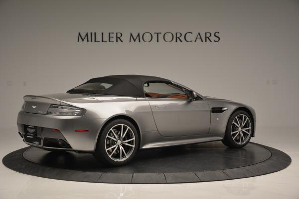 New 2016 Aston Martin V8 Vantage S for sale Sold at Pagani of Greenwich in Greenwich CT 06830 20