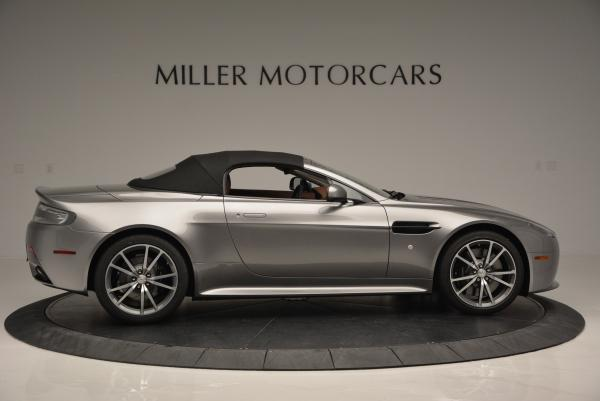 New 2016 Aston Martin V8 Vantage S for sale Sold at Pagani of Greenwich in Greenwich CT 06830 21
