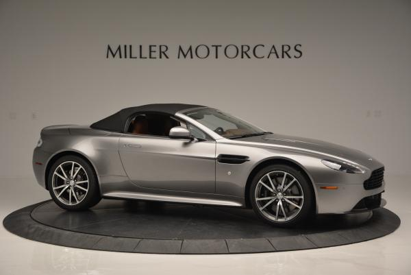 New 2016 Aston Martin V8 Vantage S for sale Sold at Pagani of Greenwich in Greenwich CT 06830 22