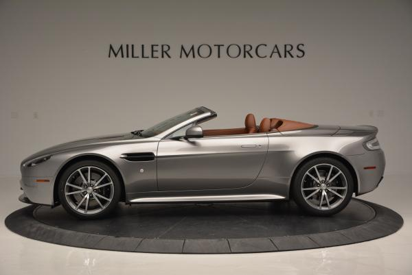 New 2016 Aston Martin V8 Vantage S for sale Sold at Pagani of Greenwich in Greenwich CT 06830 3