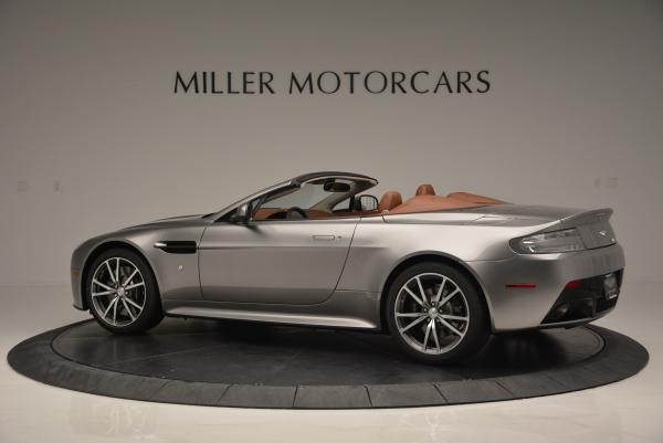 New 2016 Aston Martin V8 Vantage S for sale Sold at Pagani of Greenwich in Greenwich CT 06830 4