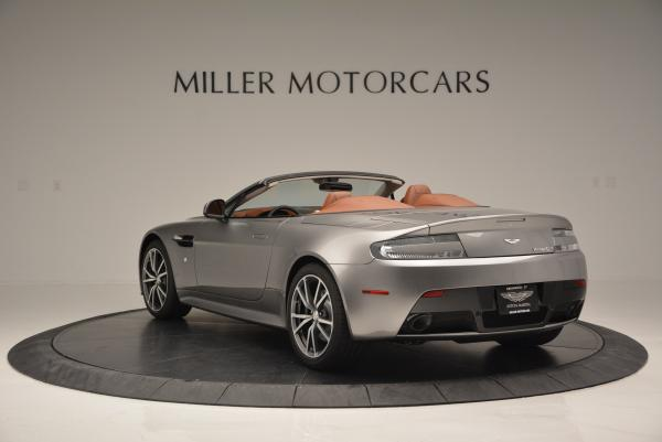 New 2016 Aston Martin V8 Vantage S for sale Sold at Pagani of Greenwich in Greenwich CT 06830 5