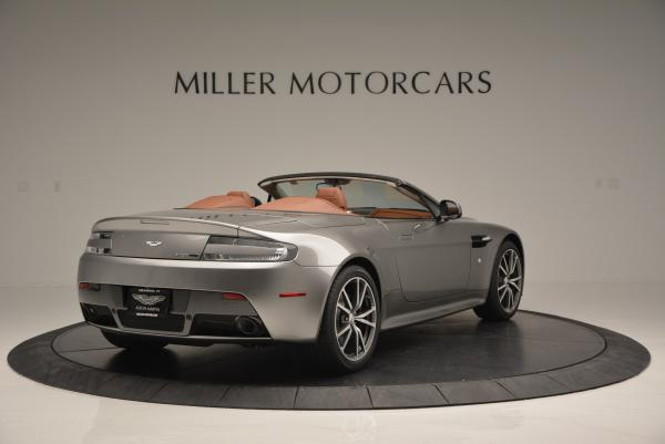 New 2016 Aston Martin V8 Vantage S for sale Sold at Pagani of Greenwich in Greenwich CT 06830 7
