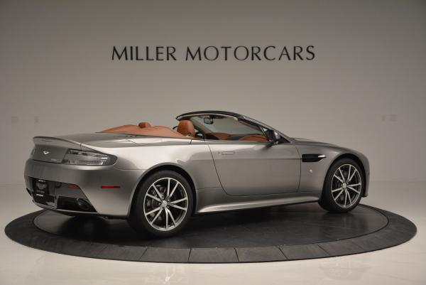 New 2016 Aston Martin V8 Vantage S for sale Sold at Pagani of Greenwich in Greenwich CT 06830 8