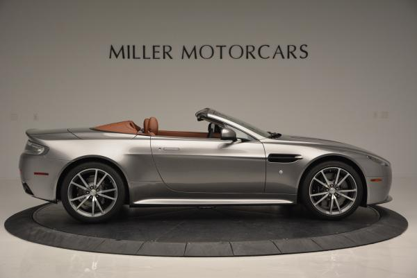 New 2016 Aston Martin V8 Vantage S for sale Sold at Pagani of Greenwich in Greenwich CT 06830 9