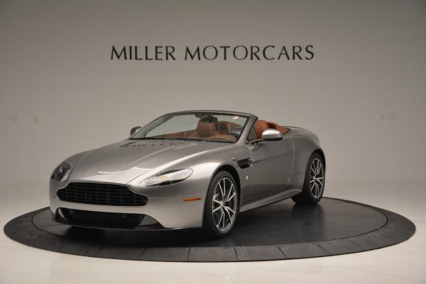 New 2016 Aston Martin V8 Vantage S for sale Sold at Pagani of Greenwich in Greenwich CT 06830 1