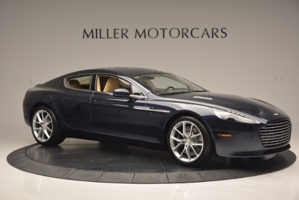 Used 2016 Aston Martin Rapide S for sale Sold at Pagani of Greenwich in Greenwich CT 06830 10