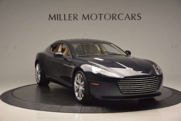 Used 2016 Aston Martin Rapide S for sale Sold at Pagani of Greenwich in Greenwich CT 06830 11