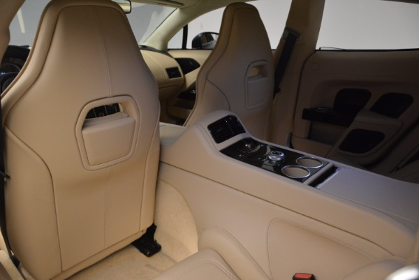Used 2016 Aston Martin Rapide S for sale Sold at Pagani of Greenwich in Greenwich CT 06830 18
