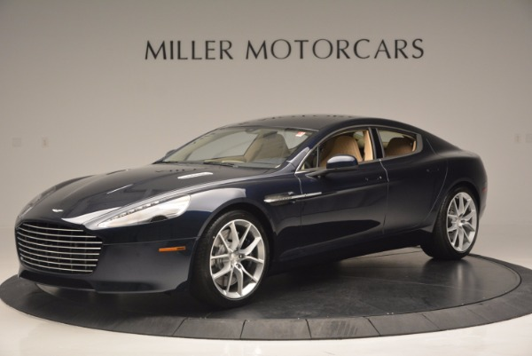 Used 2016 Aston Martin Rapide S for sale Sold at Pagani of Greenwich in Greenwich CT 06830 2