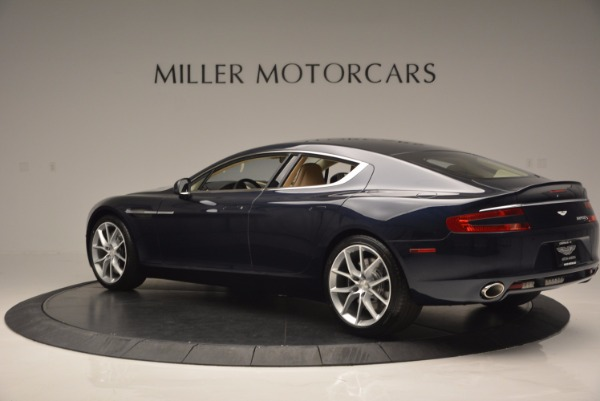 Used 2016 Aston Martin Rapide S for sale Sold at Pagani of Greenwich in Greenwich CT 06830 4
