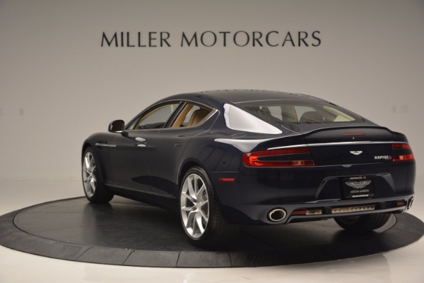 Used 2016 Aston Martin Rapide S for sale Sold at Pagani of Greenwich in Greenwich CT 06830 5