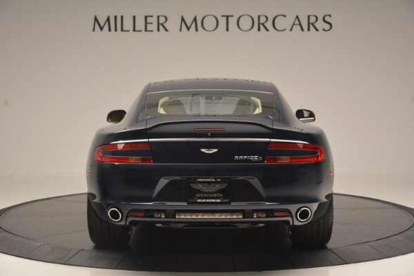 Used 2016 Aston Martin Rapide S for sale Sold at Pagani of Greenwich in Greenwich CT 06830 6