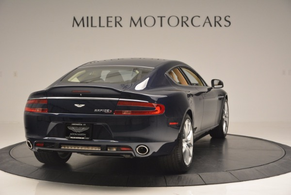 Used 2016 Aston Martin Rapide S for sale Sold at Pagani of Greenwich in Greenwich CT 06830 7