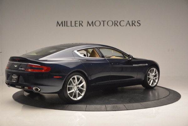 Used 2016 Aston Martin Rapide S for sale Sold at Pagani of Greenwich in Greenwich CT 06830 8