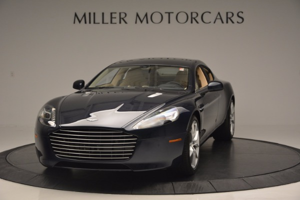 Used 2016 Aston Martin Rapide S for sale Sold at Pagani of Greenwich in Greenwich CT 06830 1