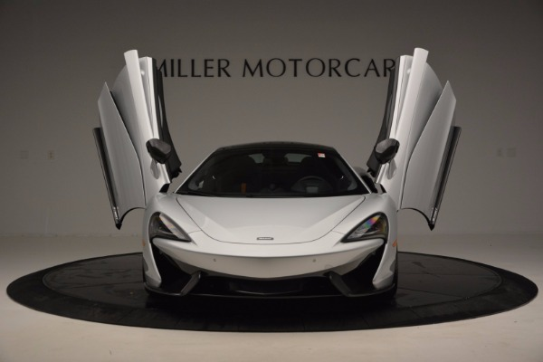 New 2017 McLaren 570GT for sale Sold at Pagani of Greenwich in Greenwich CT 06830 14