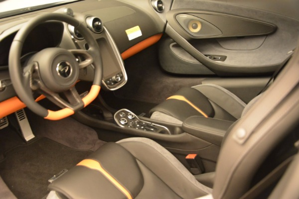 New 2017 McLaren 570GT for sale Sold at Pagani of Greenwich in Greenwich CT 06830 16