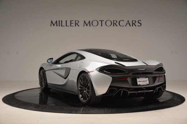 New 2017 McLaren 570GT for sale Sold at Pagani of Greenwich in Greenwich CT 06830 5