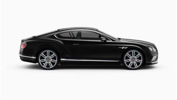 New 2017 Bentley Continental GT V8 for sale Sold at Pagani of Greenwich in Greenwich CT 06830 3