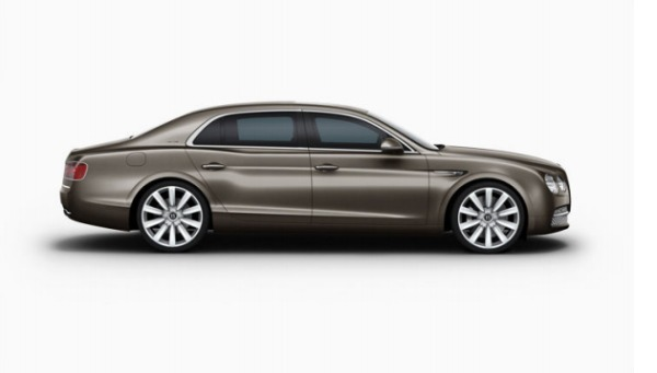 New 2017 Bentley Flying Spur W12 for sale Sold at Pagani of Greenwich in Greenwich CT 06830 3