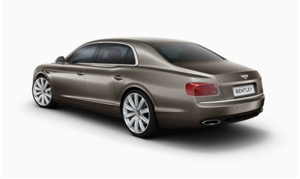New 2017 Bentley Flying Spur W12 for sale Sold at Pagani of Greenwich in Greenwich CT 06830 4