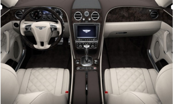 New 2017 Bentley Flying Spur W12 for sale Sold at Pagani of Greenwich in Greenwich CT 06830 6