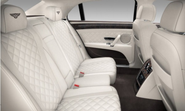 New 2017 Bentley Flying Spur W12 for sale Sold at Pagani of Greenwich in Greenwich CT 06830 8