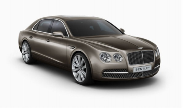 New 2017 Bentley Flying Spur W12 for sale Sold at Pagani of Greenwich in Greenwich CT 06830 1