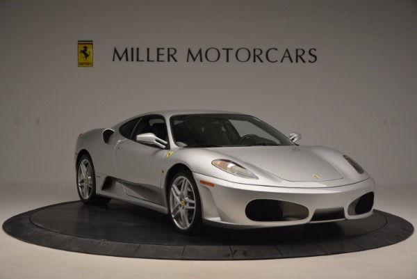 Used 2007 Ferrari F430 F1 for sale Sold at Pagani of Greenwich in Greenwich CT 06830 11