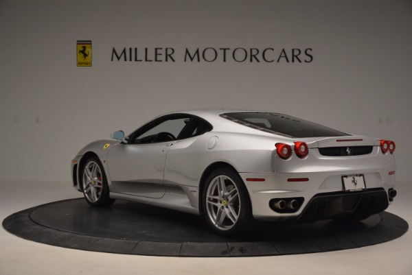 Used 2007 Ferrari F430 F1 for sale Sold at Pagani of Greenwich in Greenwich CT 06830 5