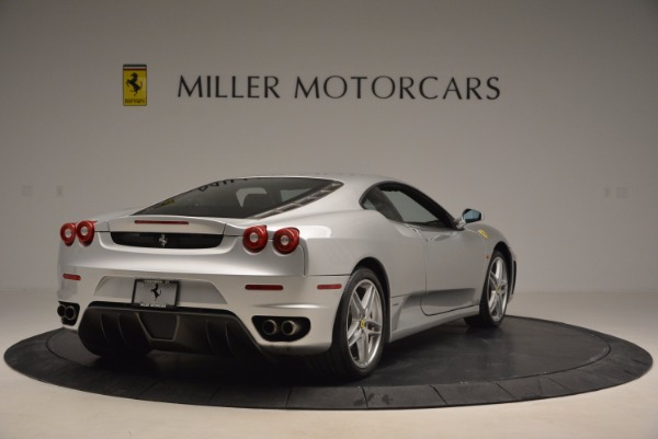 Used 2007 Ferrari F430 F1 for sale Sold at Pagani of Greenwich in Greenwich CT 06830 7