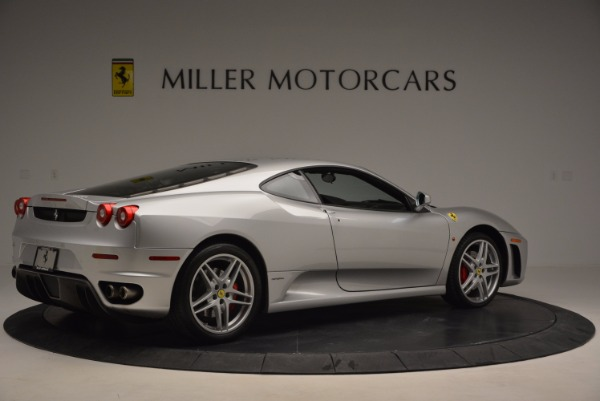 Used 2007 Ferrari F430 F1 for sale Sold at Pagani of Greenwich in Greenwich CT 06830 8