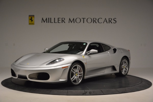 Used 2007 Ferrari F430 F1 for sale Sold at Pagani of Greenwich in Greenwich CT 06830 1