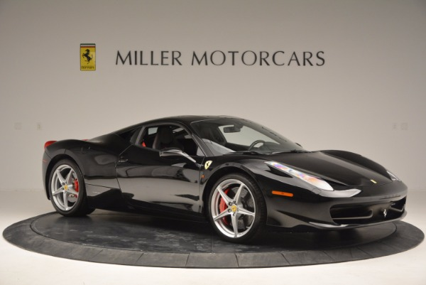 Used 2013 Ferrari 458 Italia for sale Sold at Pagani of Greenwich in Greenwich CT 06830 10