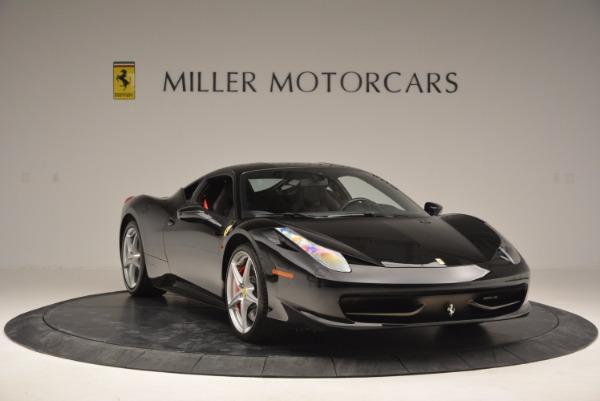 Used 2013 Ferrari 458 Italia for sale Sold at Pagani of Greenwich in Greenwich CT 06830 11