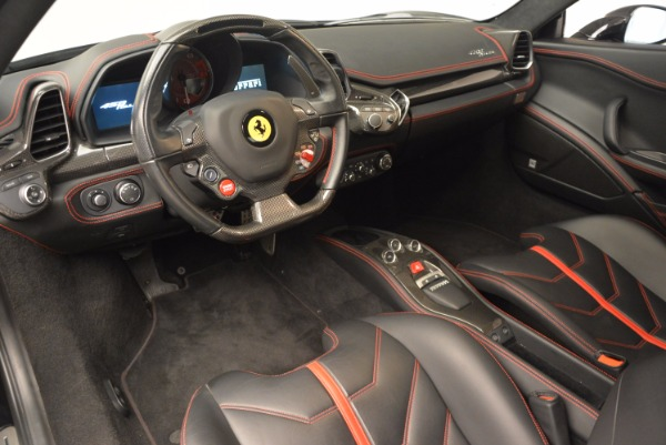 Used 2013 Ferrari 458 Italia for sale Sold at Pagani of Greenwich in Greenwich CT 06830 13
