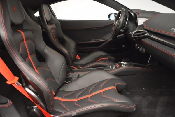 Used 2013 Ferrari 458 Italia for sale Sold at Pagani of Greenwich in Greenwich CT 06830 18