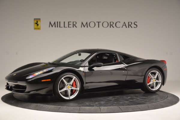 Used 2013 Ferrari 458 Italia for sale Sold at Pagani of Greenwich in Greenwich CT 06830 2