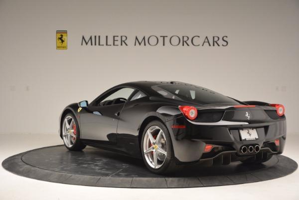 Used 2013 Ferrari 458 Italia for sale Sold at Pagani of Greenwich in Greenwich CT 06830 5